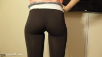 Tight Pants and Camel Toe