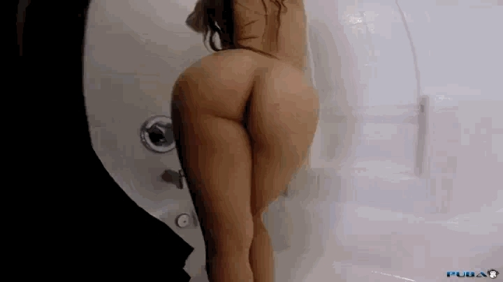 Nicole Getting Fucked in the Shower