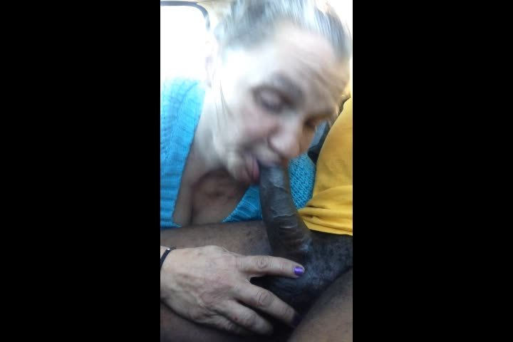 Car Blow With Cum
