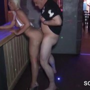 German Skinny Teen Hooker Get Fucked by 61yr Old Men